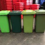 240 lt plastik çöp konteyneri ürün incelemesi