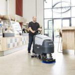Akülü zemin temizleme makinaları nerelerde kullanılır? Neden tercih edilmelidir?