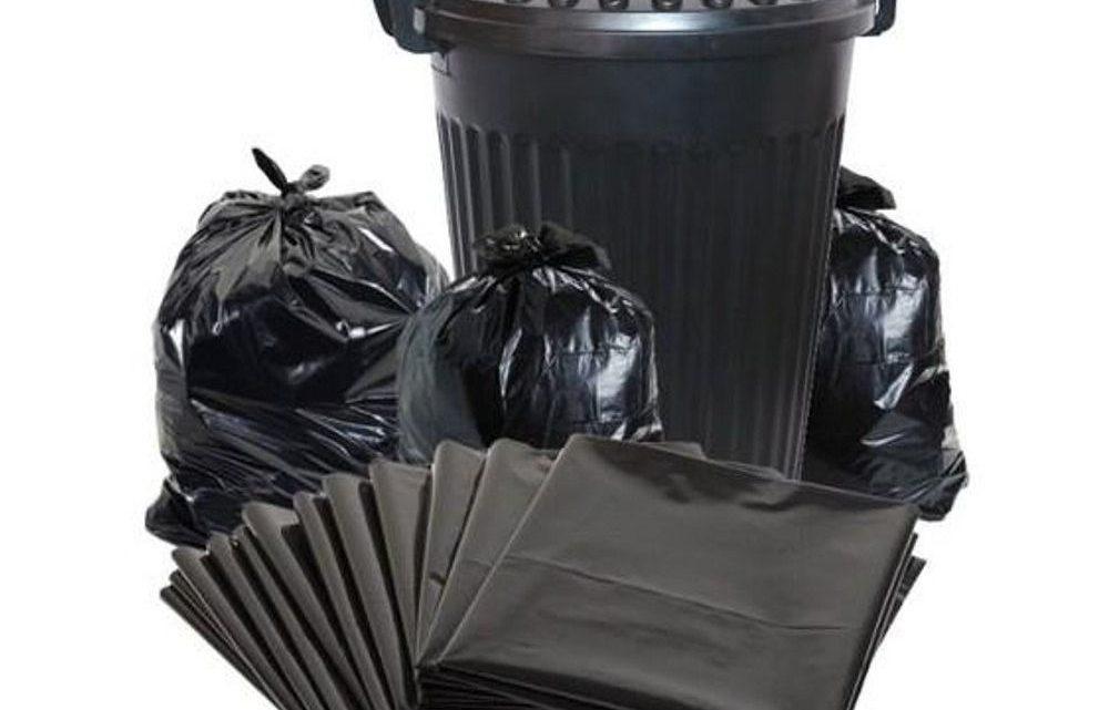 Dökme Kolili Çöp Torbası