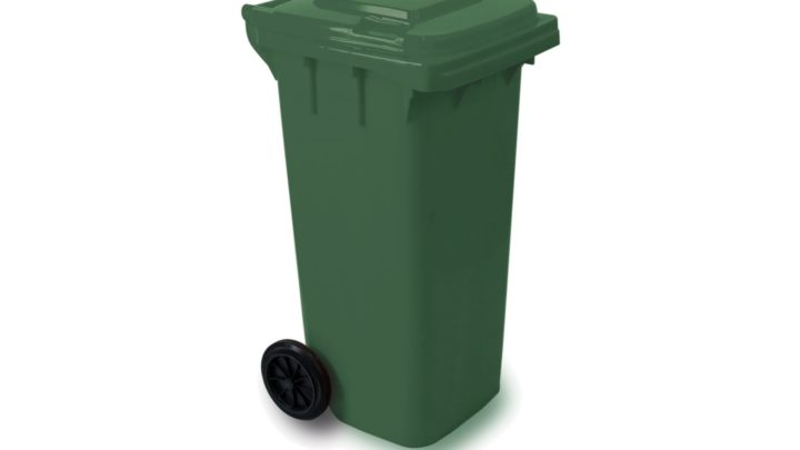 Ekonomik Plastik Çöp Konteyneri