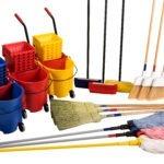 Endüstriyel temizlik malzemeleri hakkında bilgi