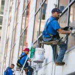 Endüstriyel temizlik malzemeleri ile bina bakımı