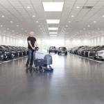 Endüstriyel zemin temizleme makinaları hakkında bilgi