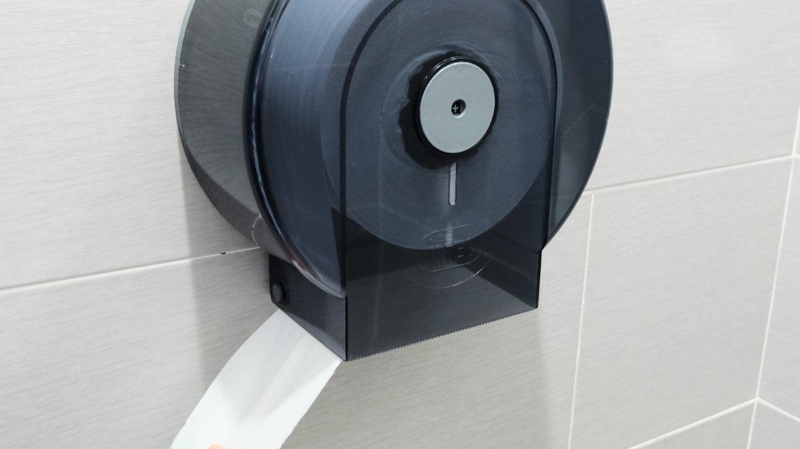 Jumbo Tuvalet Kağıdı Aparatı Nedir