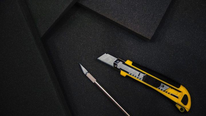 Maket Bıçağı Nasıl Kullanılır
