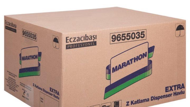 Marathon Ultra Plus Z Katlama Havlu
