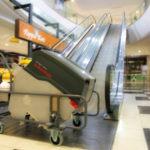 Merdiven temizleme makinası nedir? Nasıl kullanılır?