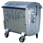 Metal çöp konteynerleri hakkında bilgiler