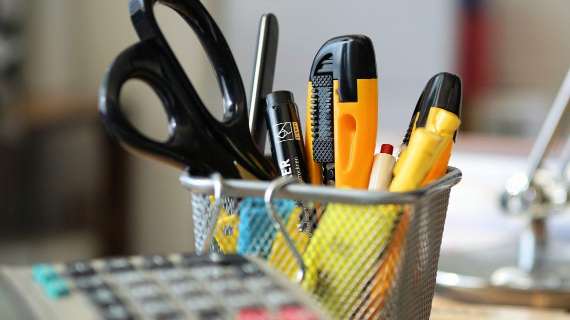 Ofis Kırtasiye Malzemeleri Kullanımı
