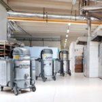 Sanayi tipi elektrik süpürgesiyle ıslak zeminler nasıl temizlenir?
