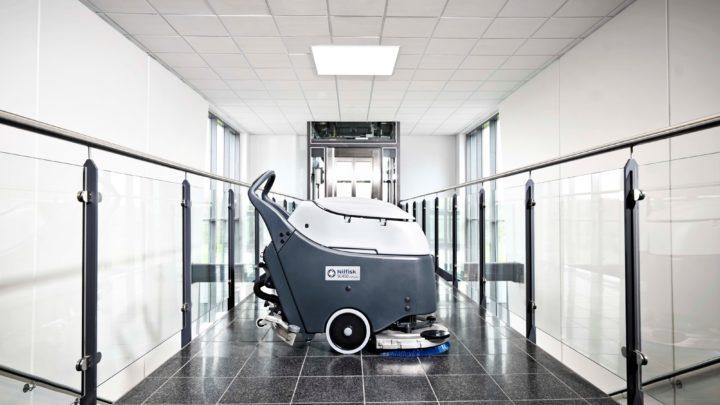 Zemin Temizleme Makinalarıyla Cila Yapmak